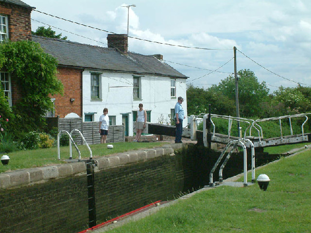 Whilton Locks, Grand Union Canal