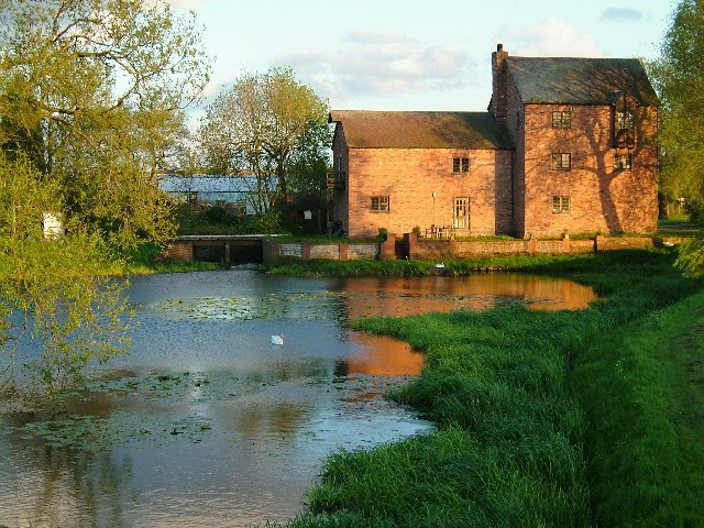 Alders Mill