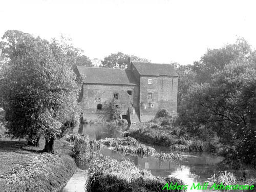 Alders Mill 1950s