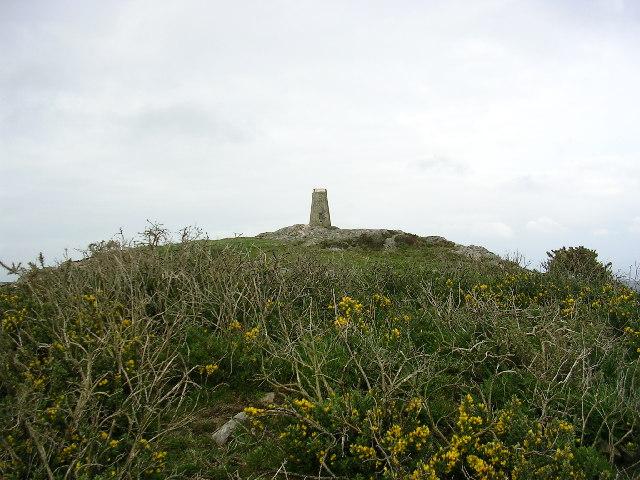 Yr Arwydd, Anglesey