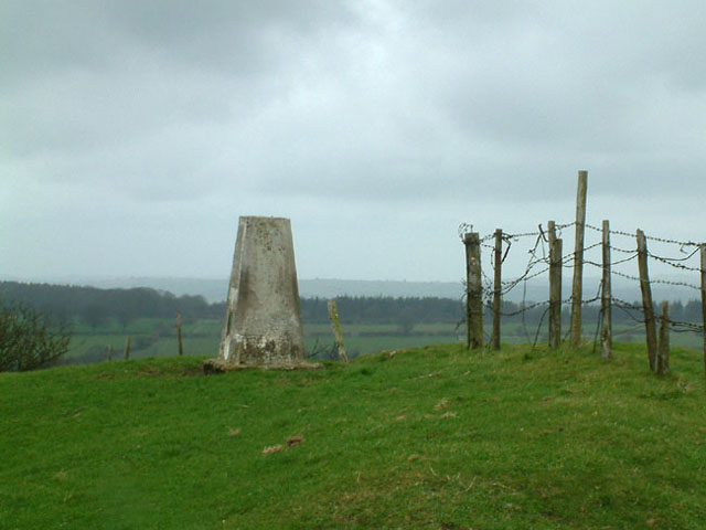 Long Knoll summit