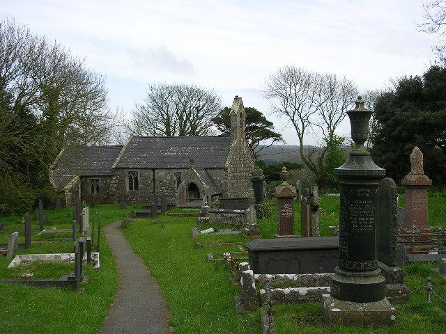 St Michael's Church, Penrhos Lligwy