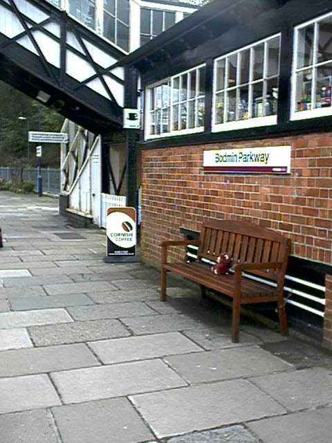 Bodmin Parkway Station