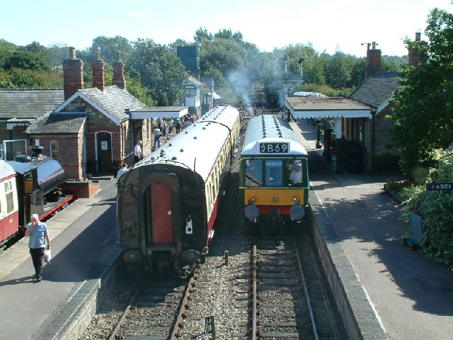 Castle Hedingham station