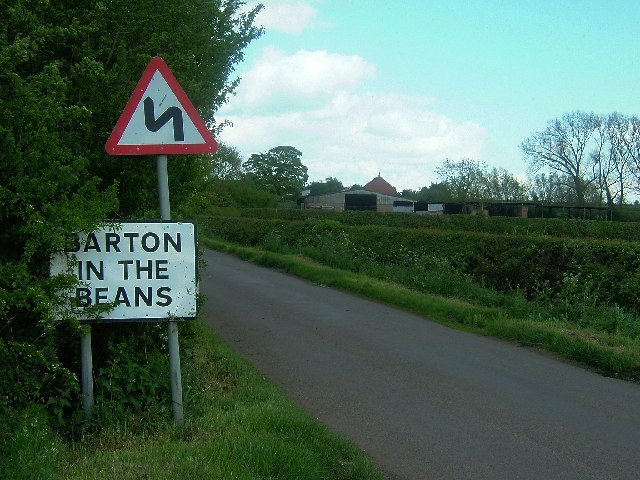Barton in the Beans