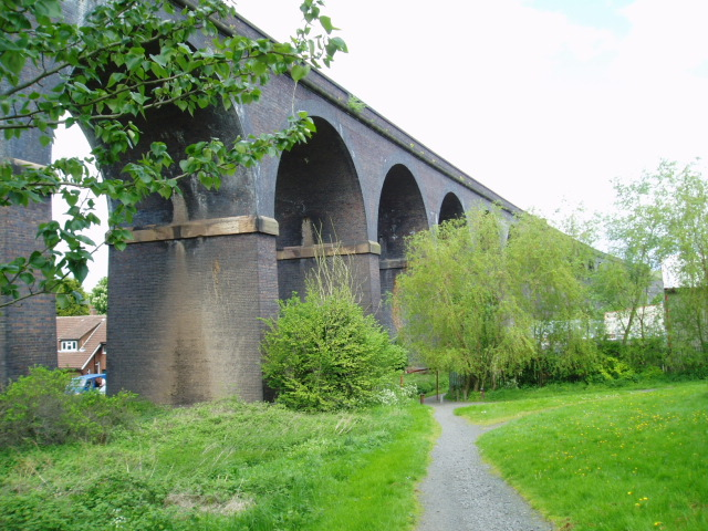 Viaduct, Kidderminster