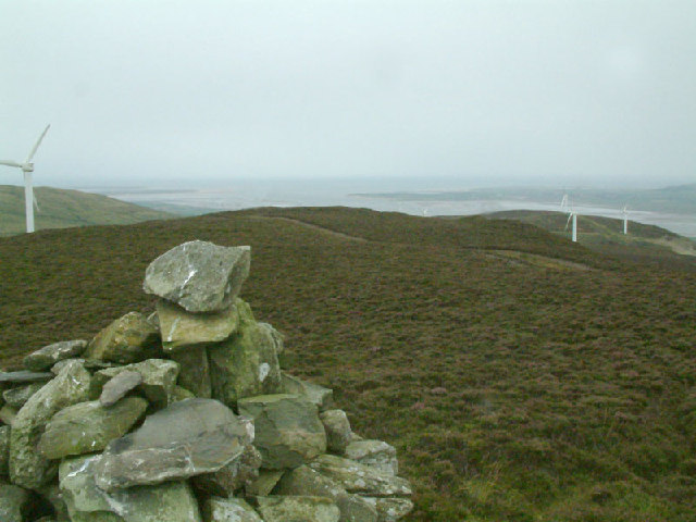 Kirkby Moor summit