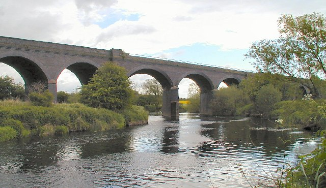 Viaduct at Stanford on Soar