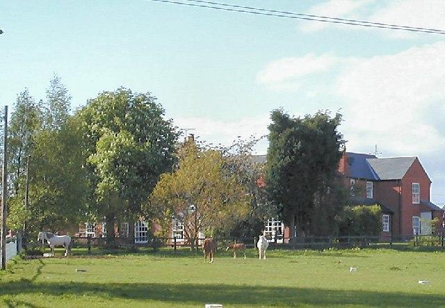 Grange Farm, Costock