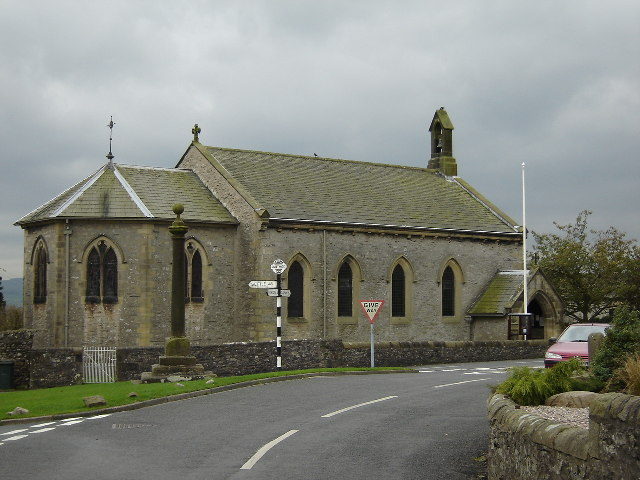 Austwick Church