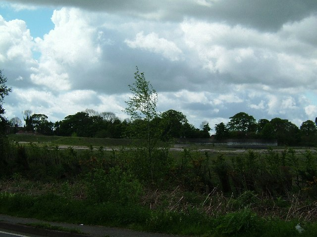 The site of the old Baddesley colliery