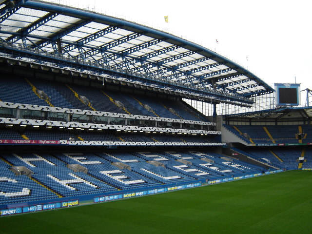 stadion/stadium stamford bridge