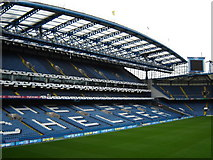 TQ2577 : Stamford Bridge stadium by James Bentall