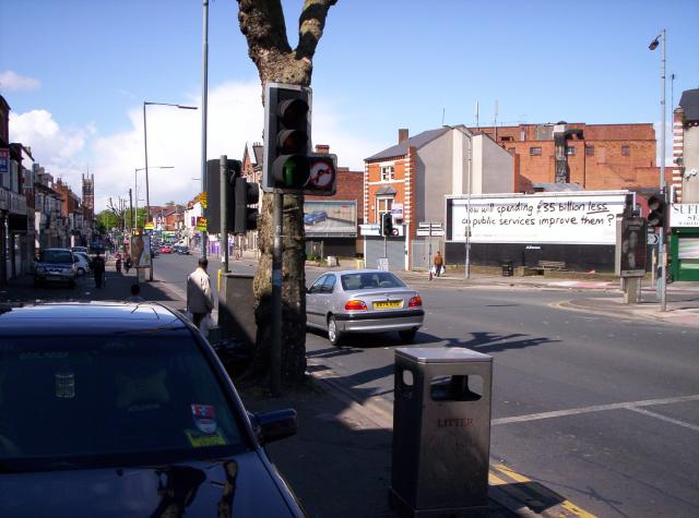 Stratford Road, Sparkbrook, Birmingham