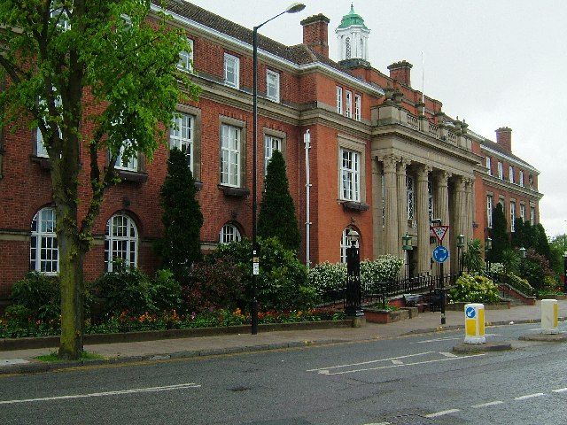 Nuneaton Town Hall