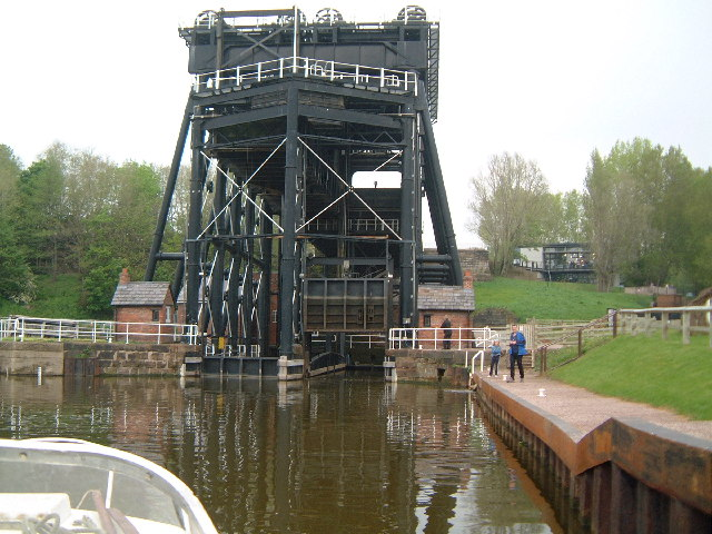 The Anderton Boat Lift