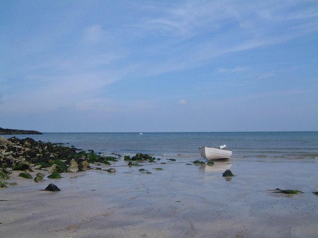 Benllech Sands, Anglesey.