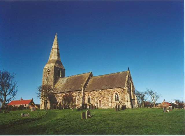 Mappleton Church