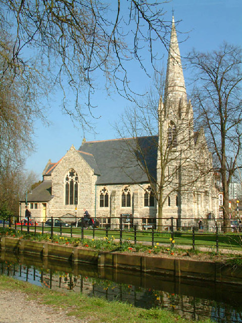 Trinity Church, Enfield