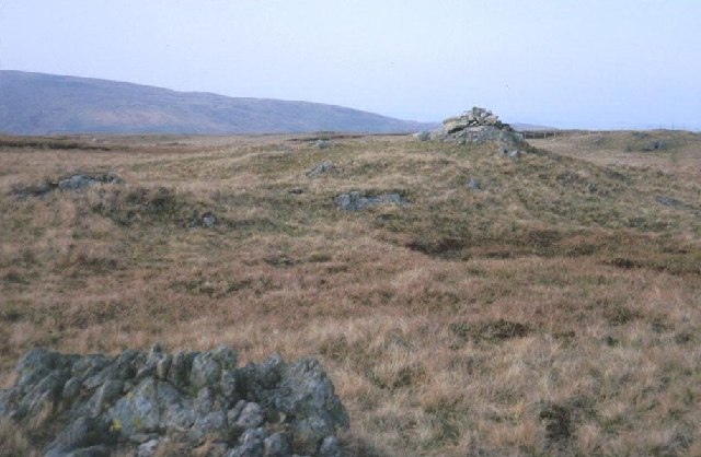 Summit, Tarn Crag
