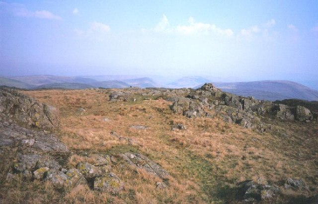 Top of Grey Crag