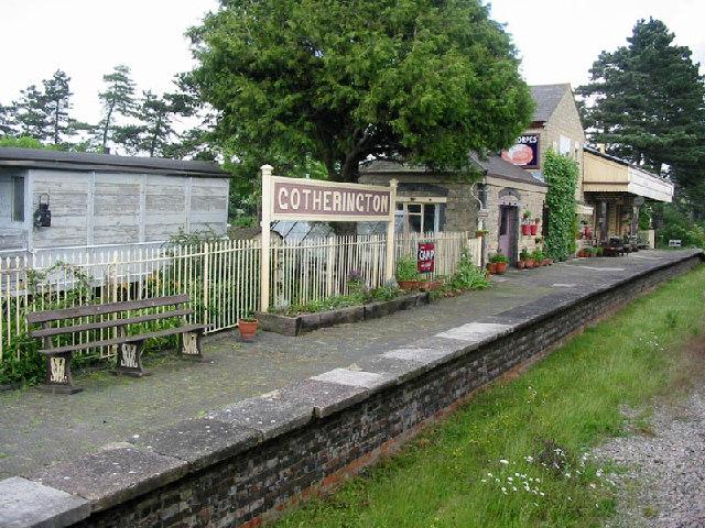 Gotherington Station