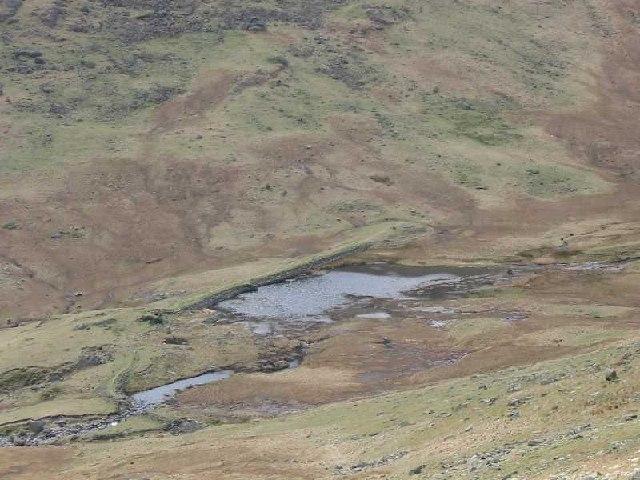 Greenburn Tarn