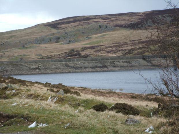 Llyn Cowlyd Dam