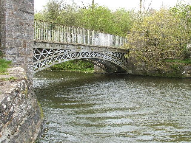 Bridge at Aber Ogwen