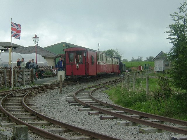 Amerton Farm Train