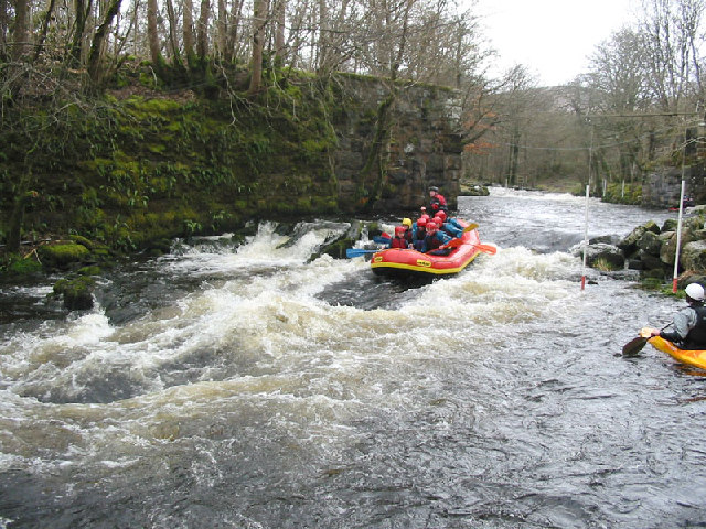 Canolfan Tryweryn (National Whitewater Centre)
