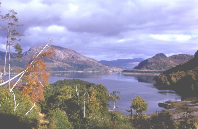 Loch Carron from near Plockton