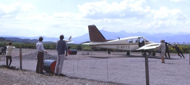 Plockton Airstrip