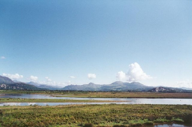 Porthmadog Estuary