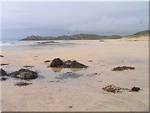 NM1657 : Traigh Hogh, Coll by Sue Jackson