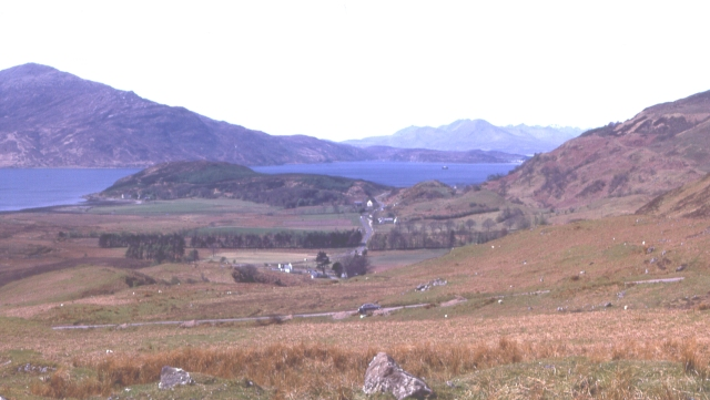 Kirkton of Lochalsh