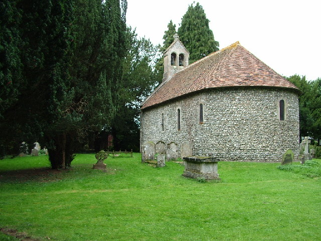 St. Swithun Anglican Church - Nately Scures, Hants