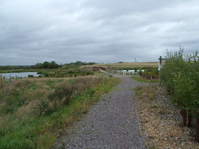 The Jubilee River Nature Reserve