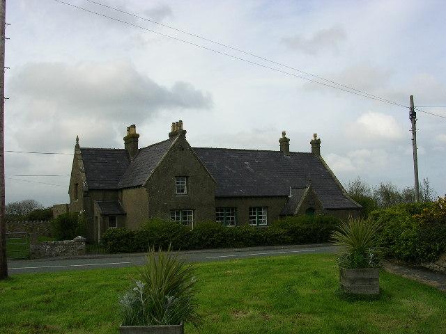 Old School, Rhos Lligwy