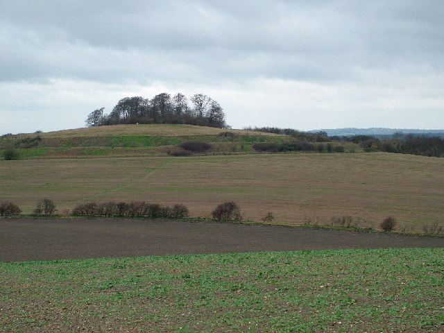 Sinodun Hills