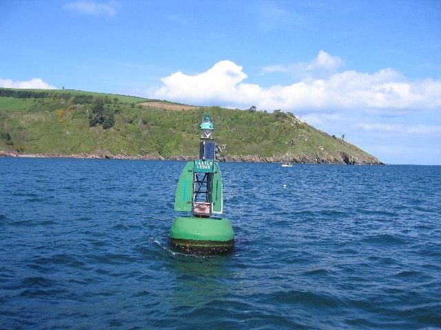 Newfoundland cove, mouth of River Dart