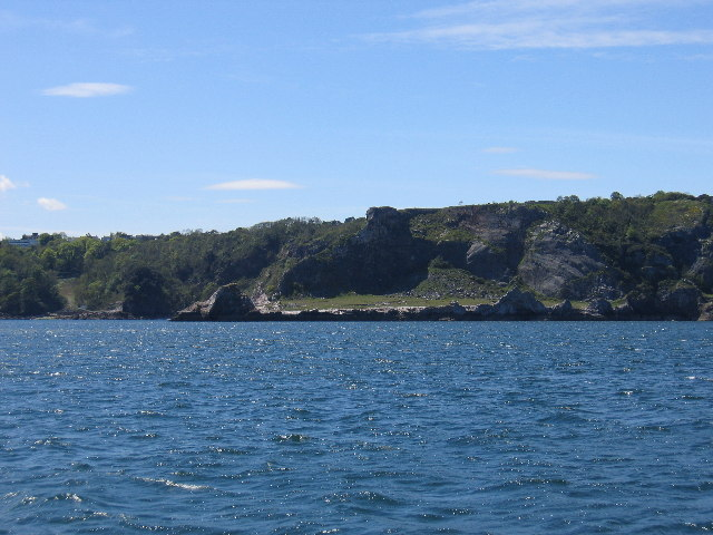 Long Quarry Point, Babbacombe