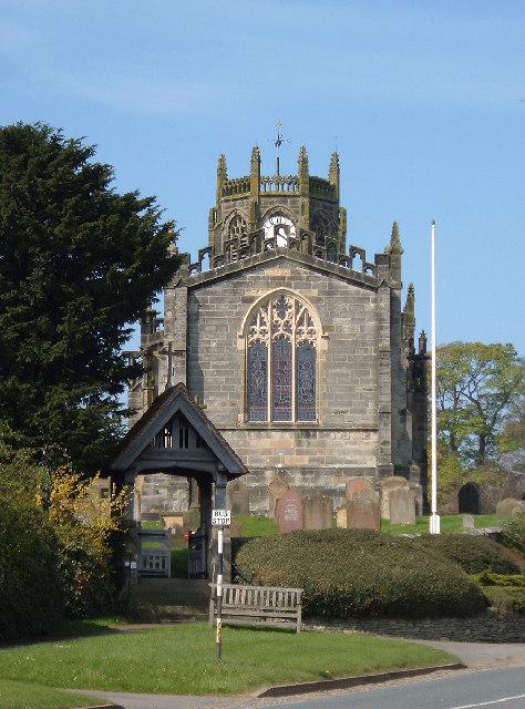 St Michael's Coxwold