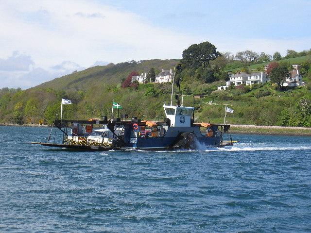 Dartmouth, Higher Ferry