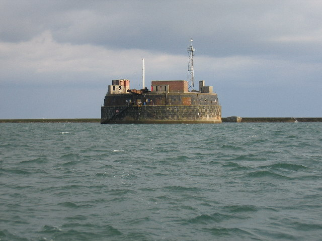 Plymouth Breakwater Fort