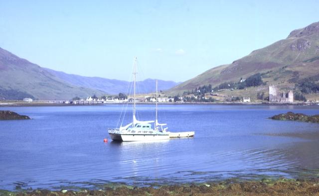 Loch Duich at Totaig