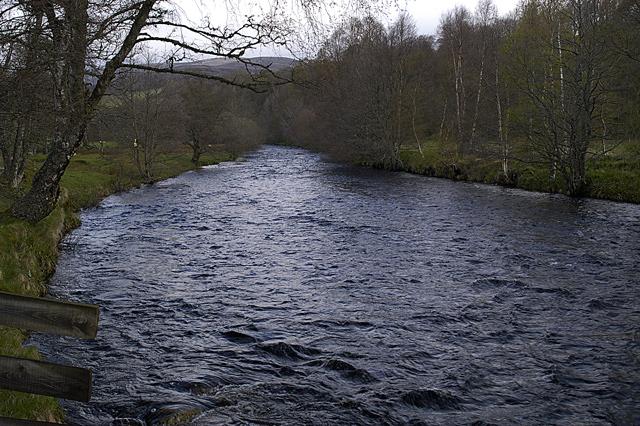 River Gairn