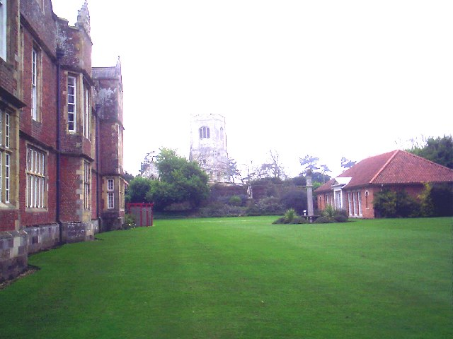 Burton Agnes Hall and Church