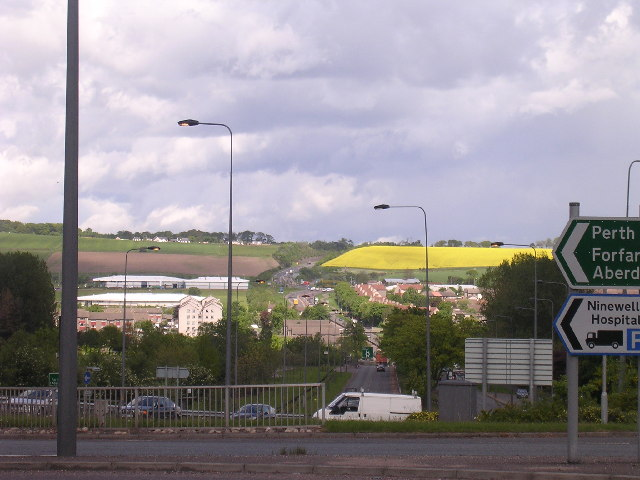 Forfar Road, Dundee
