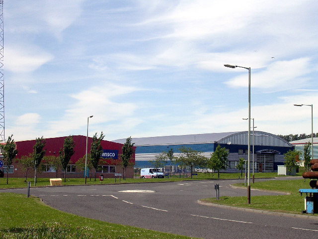 Claverhouse Industrial Estate, Dundee
